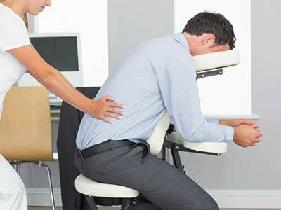 masaż biurowy (worksite)
